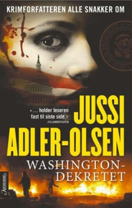 Washingtondekretet (ebok) av Jussi Adler-Olse