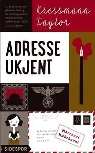 Adresse ukjent (ebok) av Kathrine Kressmann T