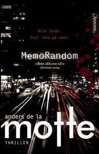 MemoRandom (ebok) av Anders de la Motte, Ande