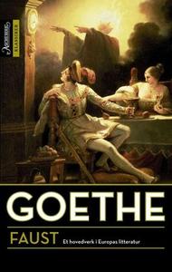 Faust (ebok) av Johann Wolfgang von Goethe
