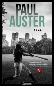 4 3 2 1 (ebok) av Paul Auster