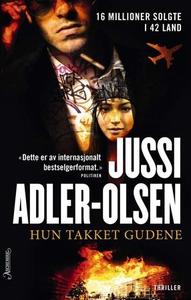 Hun takket gudene (ebok) av Jussi Adler-Olsen