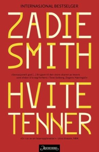 Hvite tenner (ebok) av Zadie Smith