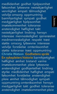 Godhetens språk (ebok) av Christie Watson
