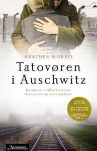 Tatovøren i Auschwitz (ebok) av Heather Morri