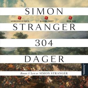 304 dager (lydbok) av Simon Stranger