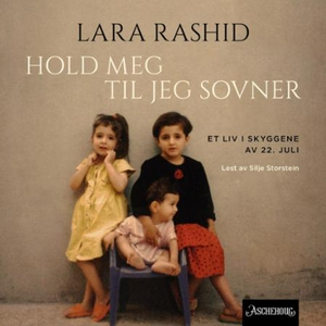 Hold meg til jeg sovner (lydbok) av Lara Rash