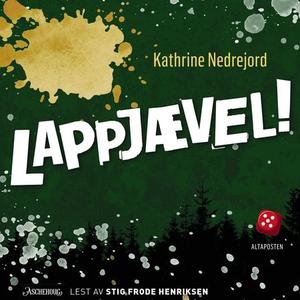 Lappjævel! (lydbok) av Kathrine Nedrejord