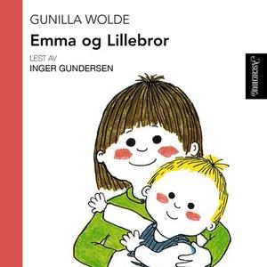 Emma og Lillebror (lydbok) av Gunilla Wolde