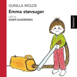 Emma støvsuger (lydbok) av Gunilla Wolde