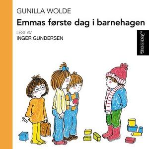 Emmas første dag i barnehagen (lydbok) av Gun