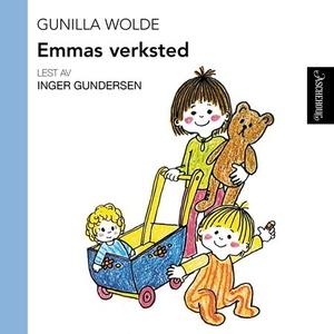 Emmas verksted (lydbok) av Gunilla Wolde