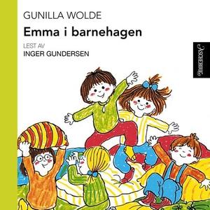 Emma i barnehagen (lydbok) av Gunilla Wolde