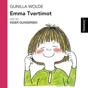 Emma tvertimot (lydbok) av Gunilla Wolde