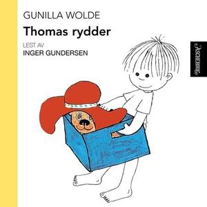Thomas rydder (lydbok) av Gunilla Wolde