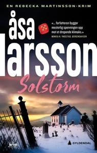 Solstorm (ebok) av Åsa Larsson
