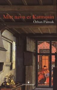 Mitt navn er Karmosin (ebok) av Orhan Pamuk