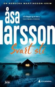 Svart sti (ebok) av Åsa Larsson