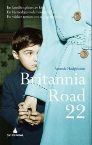 Britannia road 22 (ebok) av Amanda Hodgkinson
