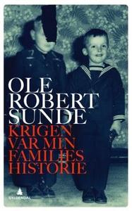 Krigen var min families historie (ebok) av Ol