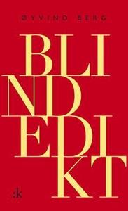 Blindedikt (ebok) av Øyvind Berg