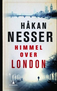 Himmel over London (ebok) av Håkan Nesser