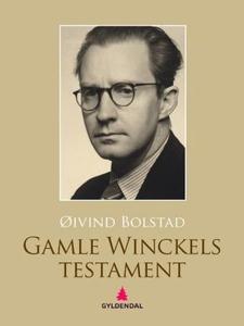 Gamle Winckels testament (ebok) av Øivind Bol