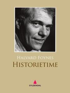Historietime (ebok) av Halvard Foynes