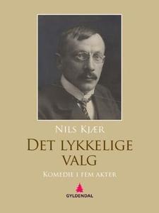 Det lykkelige valg (ebok) av Nils Kjær