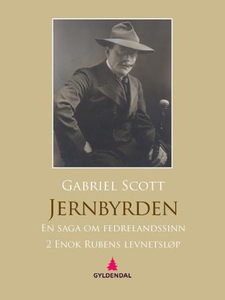 Jernbyrden 2 (ebok) av Gabriel Scott