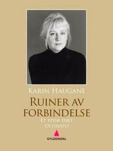 Ruiner av forbindelse (ebok) av Karin Haugane