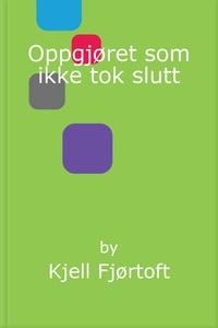 Oppgjøret som ikke tok slutt (ebok) av Kjell