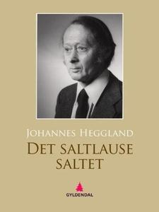 Det saltlause saltet (ebok) av Johannes Heggl