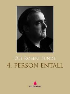 4. person entall (ebok) av Ole Robert Sunde