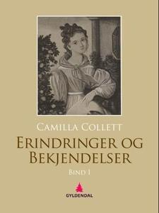 Erindringer og bekjendelser (ebok) av Camilla