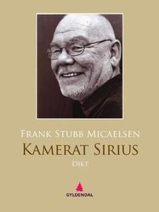 Kamerat Sirius (ebok) av Frank Stubb Micaelse