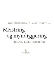 Meistring og myndiggjering (ebok) av