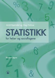 Statistikk for helse- og sosialfagene (ebok)