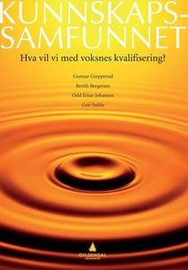 Kunnskapssamfunnet (ebok) av Gunnar Grepperud