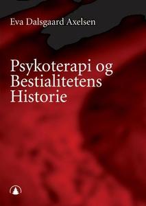 Psykoterapi og bestialitetens historie (ebok)