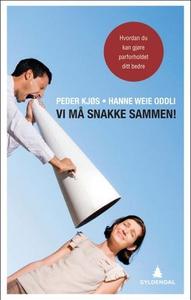 Vi må snakke sammen! (ebok) av Peder Kjøs, Ha