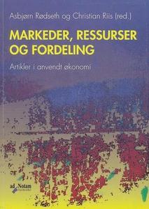 Markeder, ressurser og fordeling (ebok) av