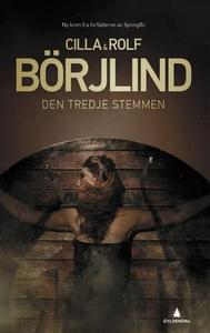 Den tredje stemmen (ebok) av Rolf Börjlind, C