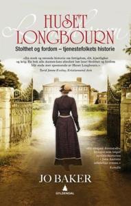 Huset Longbourn (ebok) av Jo Baker