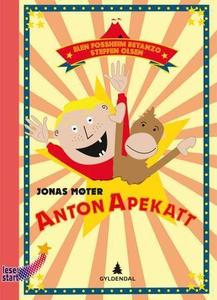 Jonas møter Anton Apekatt (interaktiv bok) av