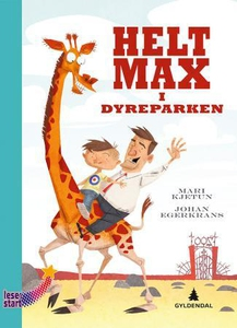 Helt Max i dyreparken (interaktiv bok) av Mar