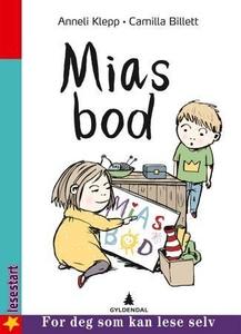 Mias bod (interaktiv bok) av Anneli Klepp