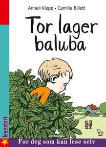 Tor lager baluba (interaktiv bok) av Anneli K