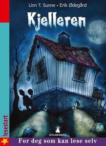 Kjelleren (interaktiv bok) av Linn T. Sunne