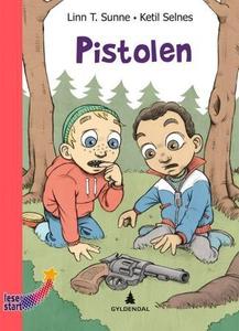 Pistolen (interaktiv bok) av Linn T. Sunne